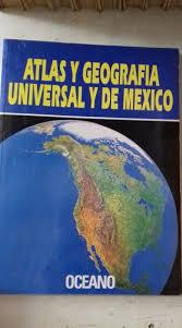 Actividad sexto grado en google sites. Libro Atlas Y Geografia Universal Y De Mexico Buen Estado Mercado Libre