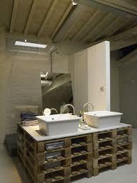 Pallet Wall Bathroom 50 Best Creative Pallet Furniture Design Ideas For 2017