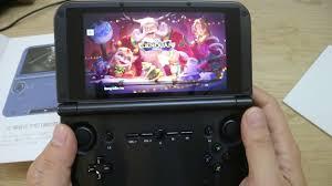 Máy chơi game cầm tay Tablet Android 5 inch GPD XD(Chơi game Liên Quân  Mobile) [Promaxshop.vn] - YouTube