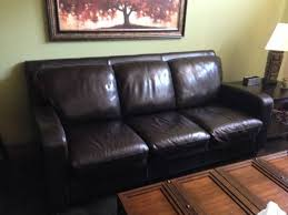 craiglist leather couches in NYC FOR SALE