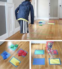 indoor activities for kids. Best Active Indoor Activities For Kids   Fun Gross Motor Games And Creative Ideas Winter