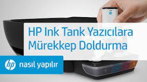 HP Ink Tank Yazıcılarında E9 Uyarıları ve Baskı Kalitesinin Sürdürülmesi -  YouTube