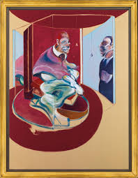 francis bacon study of red pope 1962 2nd version 1971