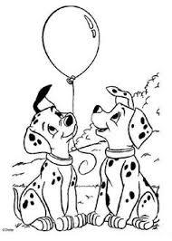 102 dalmatians coloring page