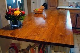 beautiful kitchen countertop via homeon129acres