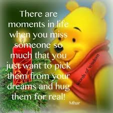 Winnie The Pooh Quote About Missing Someone Daily Motivational Quotes