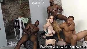 Stella Cox Hardcore Gangbang