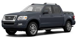 Amazon.com: 2007 Ford Explorer Sport Trac Reviews, Images, and Specs ...