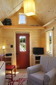 Small Picture Small House on Wheels Offering Warm Space Saving Interior Design