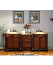 two sink vanity. Lowes Bathroom Vanity With Sink Two Sinks Double Tile Board · «