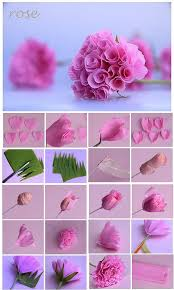 Folding Paper Flower 40 Origami Flowers You Can Do Art And Design