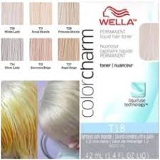 T18 Wella Toner Chart 28 Albums Of Wella T18 On Copper Hair Explore Thousands