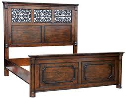 spanish style bedroom furniture. tuscan style bed with high headboard rustic mediterranean bedroom furniture beds for spanish colonial hacienda