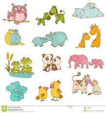 mother and baby animal clipart. Contemporary Animal Mama Baby Animal Clipart 13 Clip Art In Mother And N