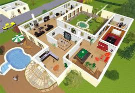 Choquant Plan Maison Gratuit 3d Dessiner Plan Maison Gratuit 3d
