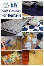 7 diy rug options for ers