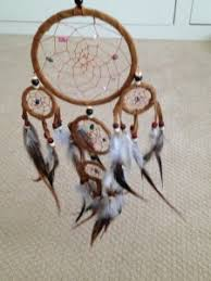 Personalized Spinning Dream Catcher dreamcatcher meaning Traditional Native Healing 95