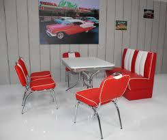 American Diner Vegaspaulking 6 50er Jahre 6 Teilig Real