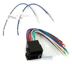 sonicelectronix com wire harness aftermarket stereo product name scosche vw01b