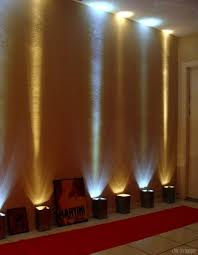 diy party lighting. Awesome Lighting Idea Without Cords For A Hollywood Party! Big Flashlights In Kleenex Boxes. -use Lamp Wire Kits- (diy Party Ideas Awesome) Diy G