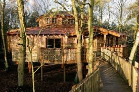 Center Parcs Accommodation  Press ReleasesLongleat Treehouse