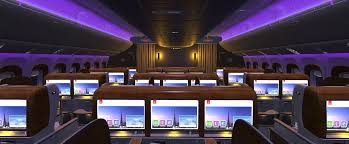 Emirates Flight Ek210 Seating Chart Emirates Boeing 777 Business Class Cabin Features Emirates