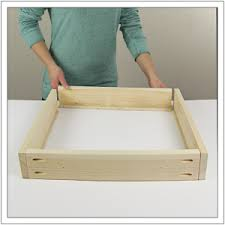How to build a simple table Sliding Basicdiydrawerbybuildbasicstep Build Basic Build Basic Diy Drawer u2039 Build Basic