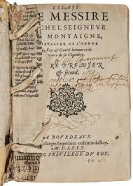 michel de montaigne french writer and philosopher britannica com montaigne michel de essais title page
