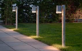 outdoor garden lighting. Outdoor Post Lights Garden Lighting
