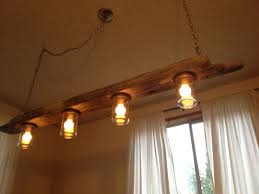 wood lighting fixtures. Reclaimed Wood Pendant Lights Distressed White Chandelier Vanity Light Home Decor Modern Lighting Fixtures Diy Tray A