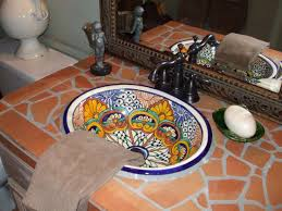 Decorative Bathroom Sinks Mediterranean Style Bathroom Design Hgtv Pictures Ideas Hgtv