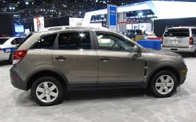 All Chevy chevy captiva 2012 : 2012 Chicago: 2012 Chevrolet Captiva Is A New-Old Saturn Vue