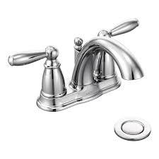 Moen Two Handle Kitchen Faucet Moen Brantford Two Handle Centerset Bathroom Faucet Reviews