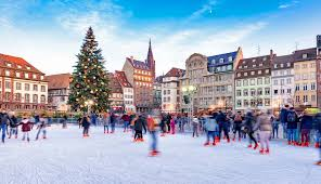 10 best places to spend christmas in