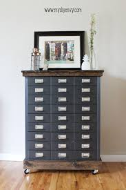 Old Metal Cabinets 25 Best Ideas About Metal Cabinets On Pinterest Filing Cabinet