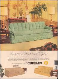 Kroehler Bedroom Furniture Kroehler Furniture August 1952early 1950s Home Life Furniture