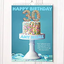 30th Birthday Gifts Gifts Ideas For 30th Gettingpersonal