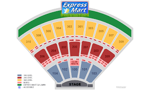 St Joseph S Amphitheater Seating Chart Kidz Bop World Tour 2019 On Saturday July 27 At 6 P M