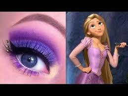 princess rapunzel makeup tutorial you channel full sc