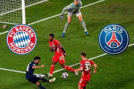 FC Bayern München - PSG (Paris Saint-Germain): Die offizielle Aufstellung  in der Champions League