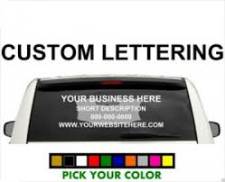 car letter decals custom vinyl cut stickers graphics decals perth cockburn
