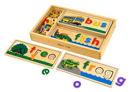 Melissa And Doug Wooden Games New Amazon Melissa Doug See Spell Wooden Educational Toy With 32