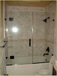 amazing glass doors for bathtub with bathroom tub glass doors