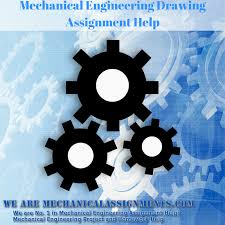 mechanical engineering drawing mechanical engineering assignment  mechanical engineering drawing mechanical engineering help