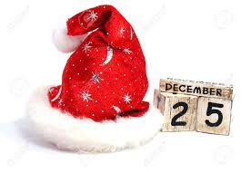 Christmas Day 25th December Merry Xmas Stock Photo, Picture And ...