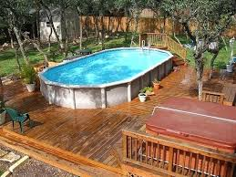 intex above ground pool decks.  Intex Leveling Above Ground Pool Decks With Low Level Decking  For Intex  With Intex Above Ground Pool Decks