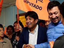 Resultado de imagen para Estebán Velasquez  diputado