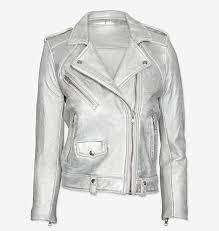 iro silver motorcycle jacket