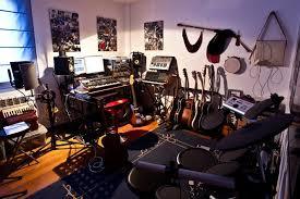 Beautiful Bedroom Recording Studio