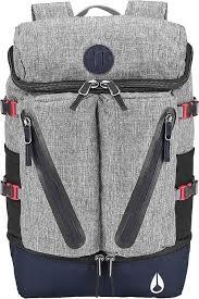 <b>Рюкзак</b> Nixon Scripps <b>Backpack</b> SE Серый-Синий, цена 6 450 руб ...